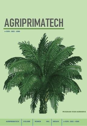 View Vol. 1 No. 2 (2018): Agriprimatech
